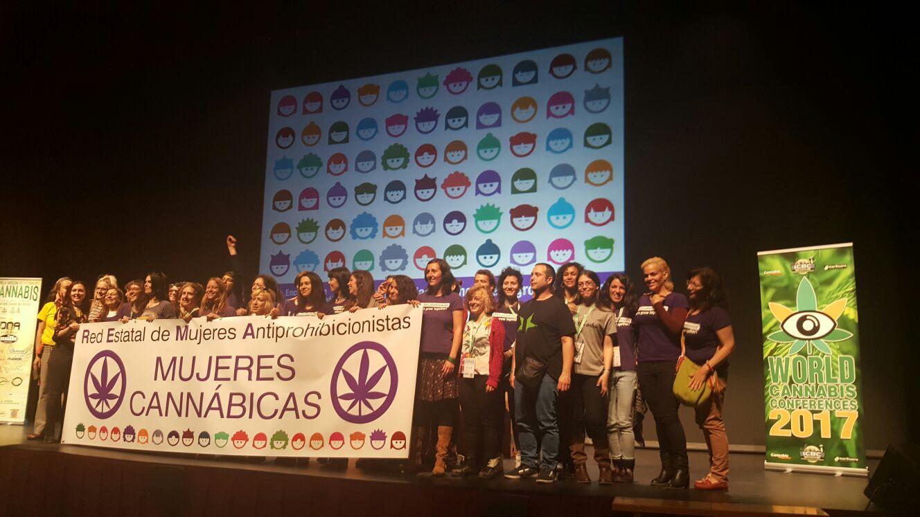 mujeres cannabicas spannabis 2016