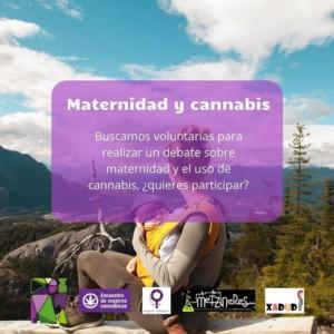 Maternidad y cannabis